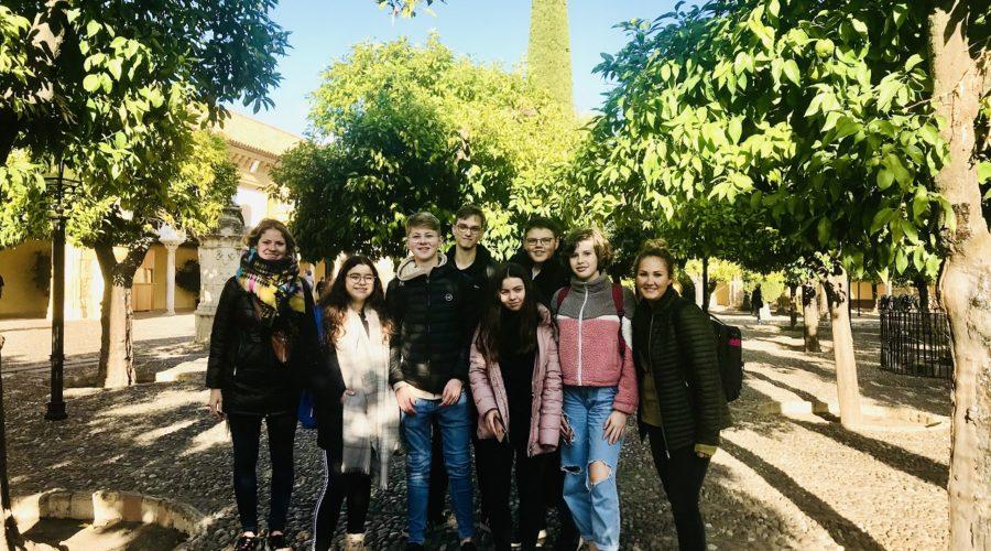 Erasmus+-Reisebericht: Fahrt nach Spanien (Andujar) vom 10.11.-16.11.2019